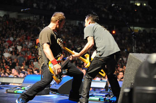 Pearl Jam in Chicago