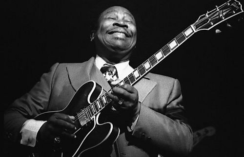 Smilin BB King