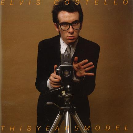 Elvis Costello This Year's Model front cover