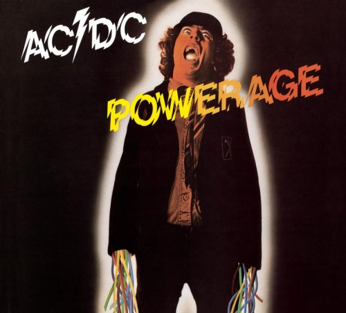 AC DC Powerage cover