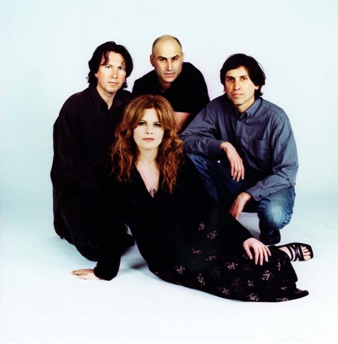 Cowboy Junkies Group color
