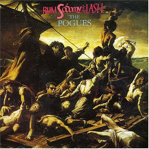 Pogues - Rum Sodomy & Lash front cover