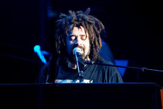 Adam Duritz image via Counting Crows official Facebook Page